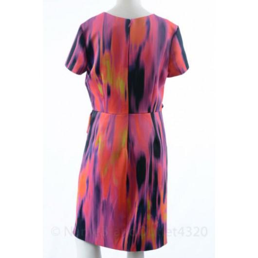 Платье Halston Heritage boysenberry