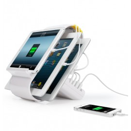 Sydnee iPad 4-Port Charging Station